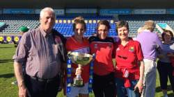 Grace Kearney League Final 1